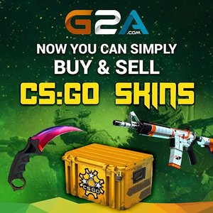 G2A Buy & Sell CSGO Skins
