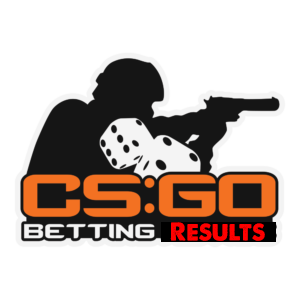 CSGO Betting Results